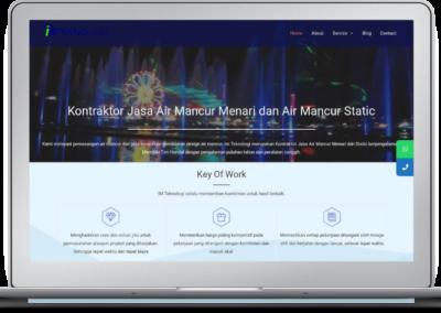 Im Teknologi Website Redesign